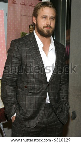 Ryan Gosling - stock photo