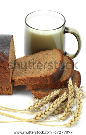 Rye Bread with spike