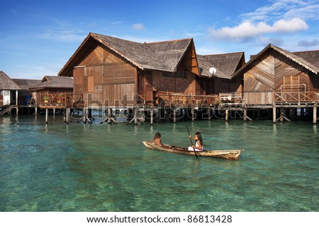 Sea gypsy Stock Photos Images Pictures Shutterstock
