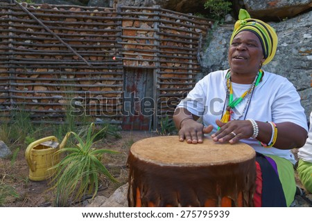 african traditional bongo drums stock images royaltyfree