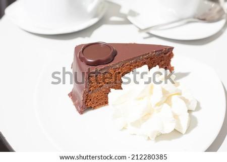... tart with apricot jam sacher torte global table sacher torte cake