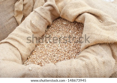 sack of grain