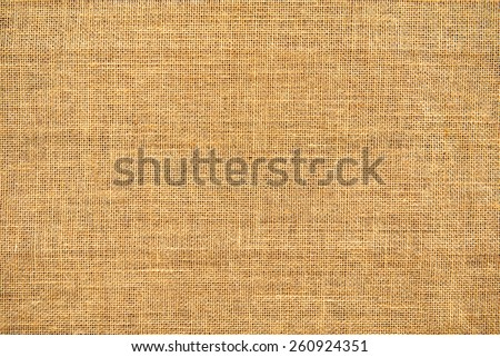 Sackcloth texture for background - stock photo