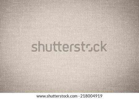 sackcloth textured background - stock photo