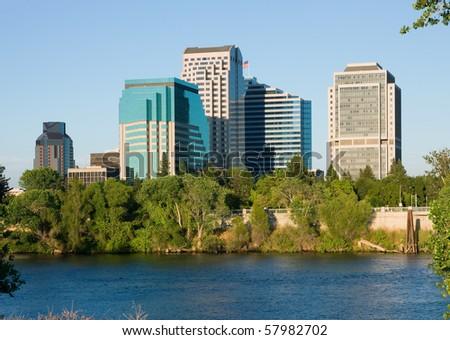 Sacramento California - stock photo