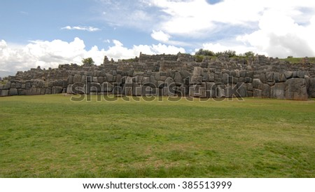 Sacsayhuaman, Cisco