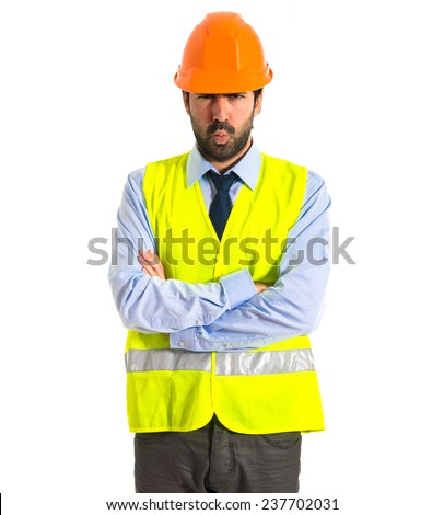 Unhappy Builder Stock Photos, Images, & Pictures ...