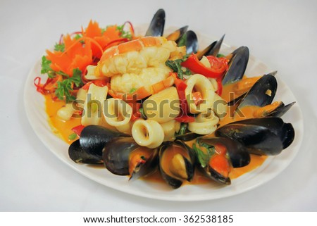Sae Foods - stock photo