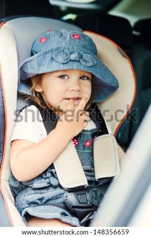safety for children in car