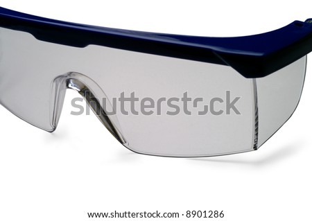 Safety goggle closeup (2)