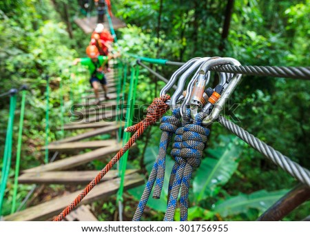 safety of zipline adventure