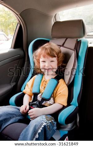 Safety travel - stock photo