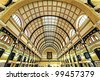 Saigon Central Post Office in Saigon(Ho Chi Mihn City), Vietnam - stock photo