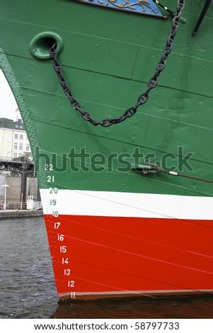 Sail in Hamburg - stock photo