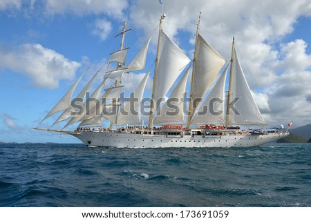Sailing Clipper