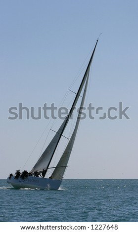 sailing over the seas #7