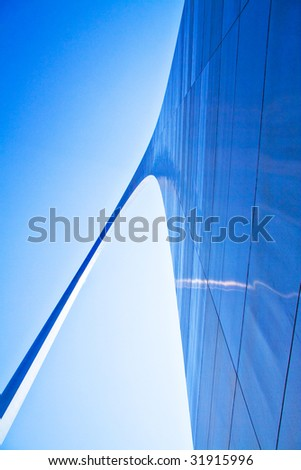 Saint Louis Arch, Outdoor
