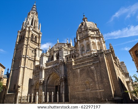 Saint Mary Cathedral, Toledo