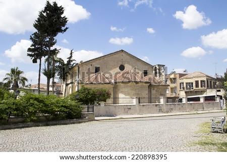 Saint Paul church (Tarsus Turkey) - stock photo