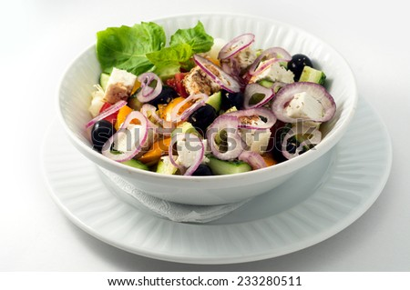 "Salad ""Greek"""