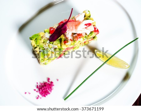 crab salad stock images royaltyfree images amp vectors