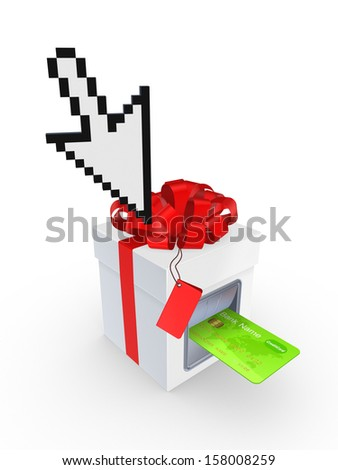 Sale concept.Isolated on white.3d rendered. - stock photo