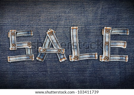 Sale-jeans Stock Photos, Royalty-Free Images & Vectors - Shutterstock