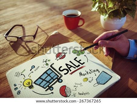 Sale Sales Selling Finance Revenue Money Income Payment Concept - stock photo