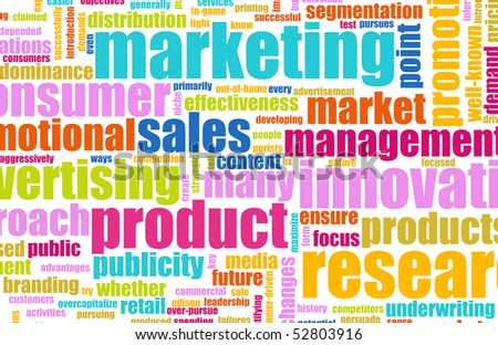 Sales and Marketing Strategy Campaign as a Art