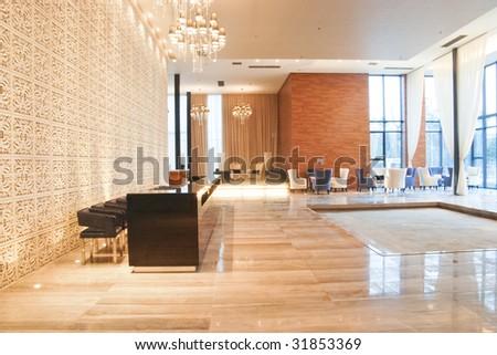 Sales centre - stock photo