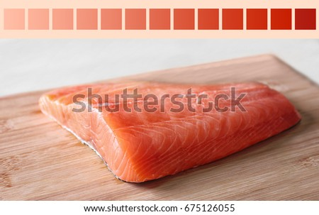 Lineal stock images royalty free images vectors for Fish fillet board