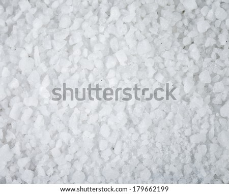 Salt and spices in white wooden background