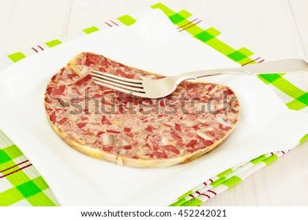 ham brawn yummy - photo #41