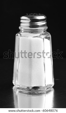 saltshaker - stock photo