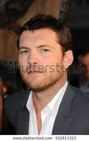 "Sam Worthington at the ""Clash Of The Titans"" Los Angeles Premiere, Chinese Theater, Hollywood, CA. 03-31-10"