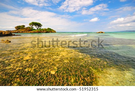 Samana, Dominican Republic - stock photo