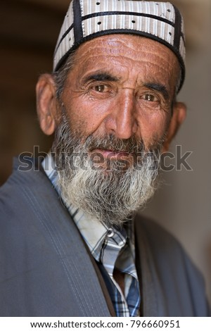 Uzbekistan men