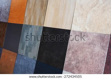 sample of granite slab texture - design gray seamless stone abstract surface grain nobody rock backdrop construction - stock photo