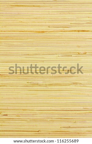 Sample of homogeneous texture of wood bamboo. wallpaper