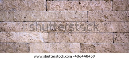 Samples of the texture of travertine, Indian stone background