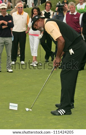 Samuel L. Jackson at The 9th Annual Michael Douglas and Friends Celebrity Golf Event. Trump National Golf Club, Rancho Palos Verdes, CA. 04-29-07