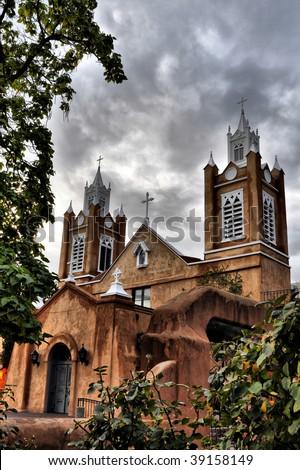 San Felipe De Neri - stock photo