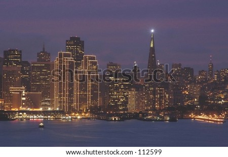 San Francisco, skyline