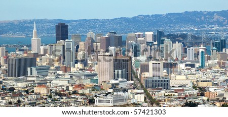 San Fransisco - stock photo