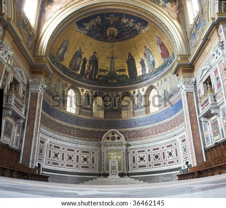 San Giovanni Laterano at Rome
