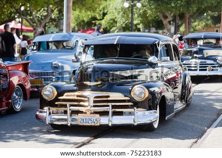 SAN JOSE CA USA APRIL Stock Photo Royalty Free - San jose car show