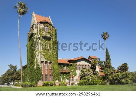 San Jose State University - stock photo