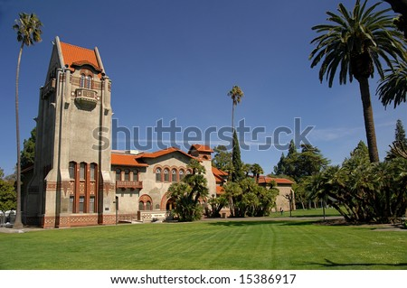 San Jose State Unversity - stock photo
