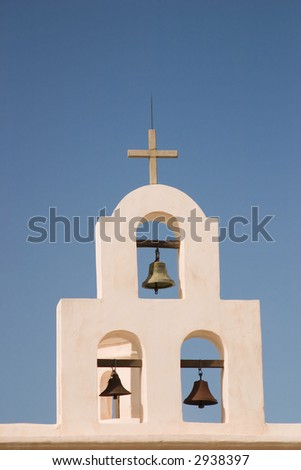 San Xavier Mission - stock photo