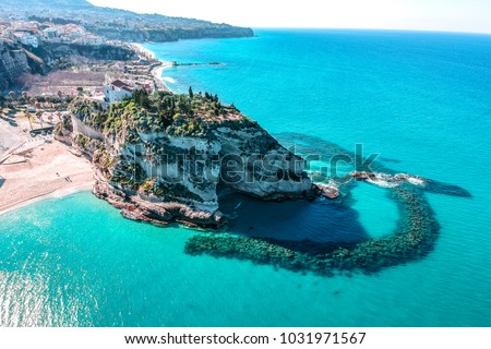 Sanctuary Santa Maria Dell Isola Symbol City Stock Photo Edit Now